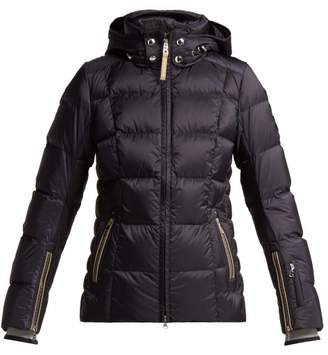 Bogner Vera Quilted Ski Jacket - Womens - Navy