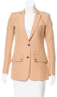 Belstaff Peak-Lapel Structured Blazer