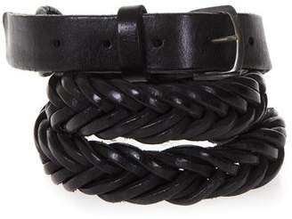 Golden Goose Tube Belt