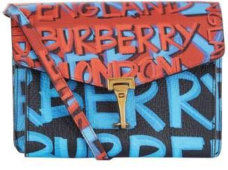 Burberry Small Graffiti Macken Bag