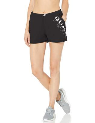 Puma Women's HIT Feel It Sweat Shorts