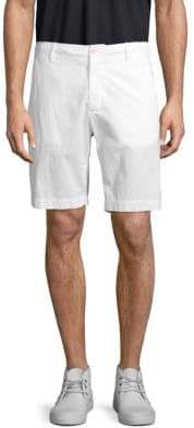 Saks Fifth Avenue Classic Stretch Shorts
