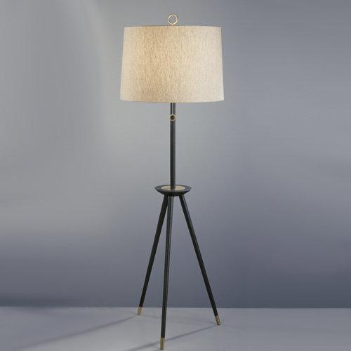 Ventana Tripod Floor Lamp By Jonathan Adler