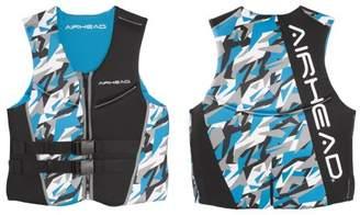 Airhead CAMO COOL Men's Kwik-Dry Neolite Vest, Blue
