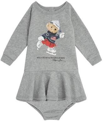Polo Ralph Lauren Bear Dress and Bloomers