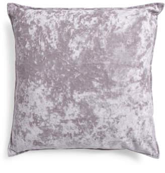 22x22 Ice Velvet Pillow