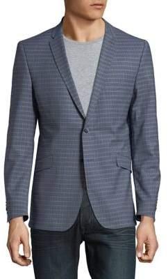 Strellson Slim-Fit Checkered Sportcoat