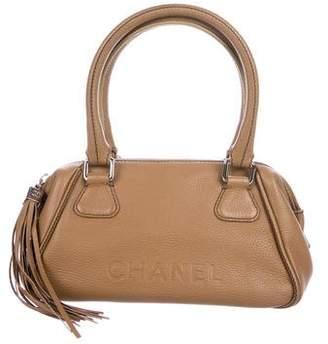 Chanel LAX Tassel Shoulder Bag