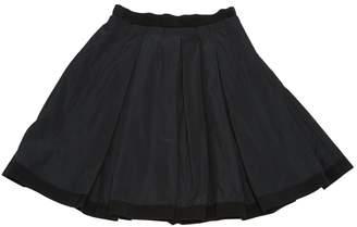 Moncler Black Polyester Skirts
