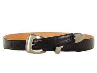 M&F Western Classic Gator Belt