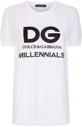 Dolce & Gabbana Millennials T-Shirt