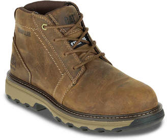 Caterpillar Parker Steel Toe Work Boot - Men's