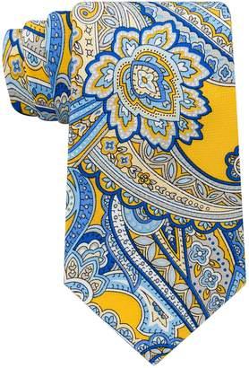 Croft & Barrow Madras Patterns Tie - Men