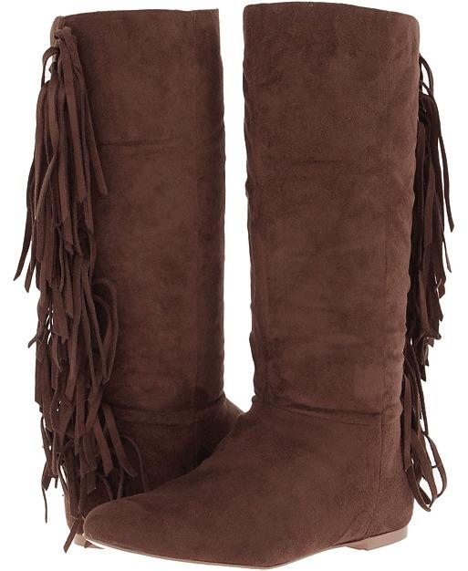Volatile Claire (Brown) - Footwear