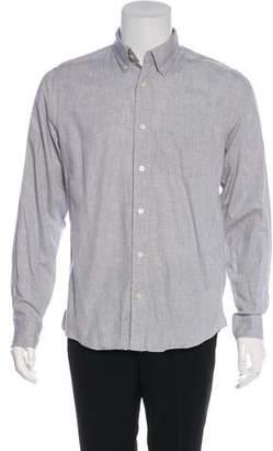 Jack Spade Brushed Woven Shirt