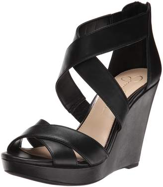 Jessica Simpson Women's Jadyn Wedge Sandal