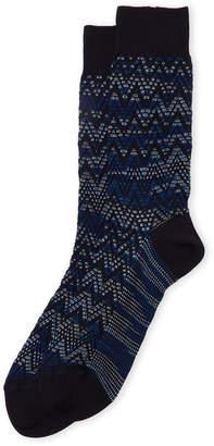 Missoni Subtle Zigzag Socks