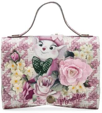 MonnaLisa The Rescuers floral embellished bag