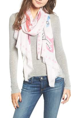 Kate Spade Love Potions Scarf