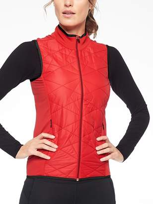 Athleta Insulated Flurry PrimaLoft® Vest