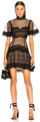 Jonathan Simkhai Lace Mini Dress