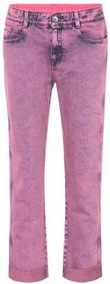 Stella McCartney Cropped skinny jeans