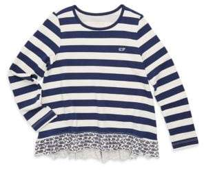 Vineyard Vines Toddler's, Little Girl's& Girl's Cotton Top