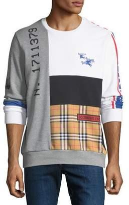 Burberry Men's Girnley Graphic Sweatshirt