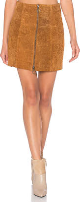 Capulet Aラインジッパースカート