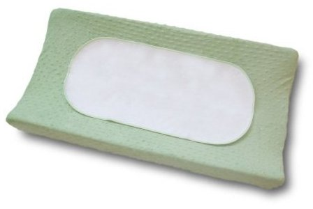 Boppy Changing Pad Cover with Waterproof Liner - Sage