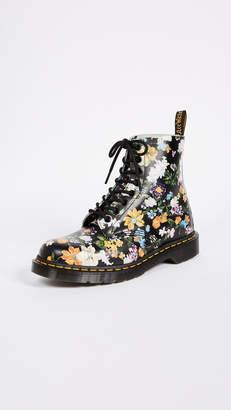 Wanderlust floral shoes - Multicolour Dr. Martens jMsWn