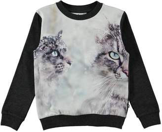 Molo Regine Cats Top
