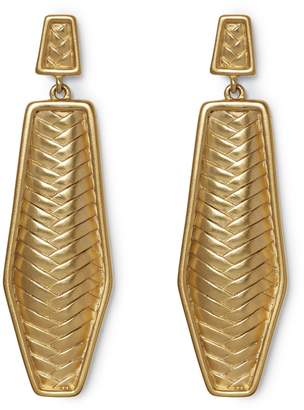 Vince Camuto Jewelry Herringbone Earrings