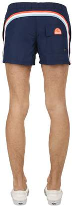 "Sundek 13"" Nylon Swim Shorts"