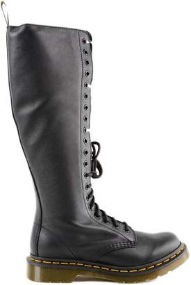 Dr. Martens Lace Up Over The Knee Boots