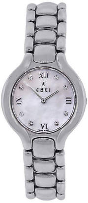 One Kings Lane Vintage Ebel Beluga MOP Diamond Ladies Watch