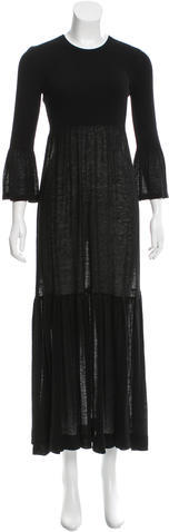 MICHAEL Michael KorsMichael Kors Knit Maxi Dress