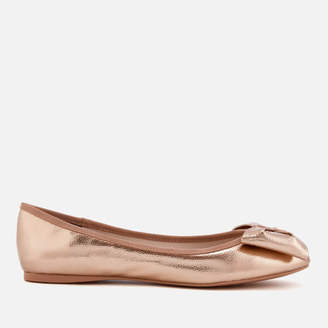 c3b3235a766c Ted Baker Women s Imme 4 Bow Ballet Flats