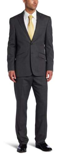 Kenneth Cole Reaction Men's 2 Button Single Vent Separate Jacket