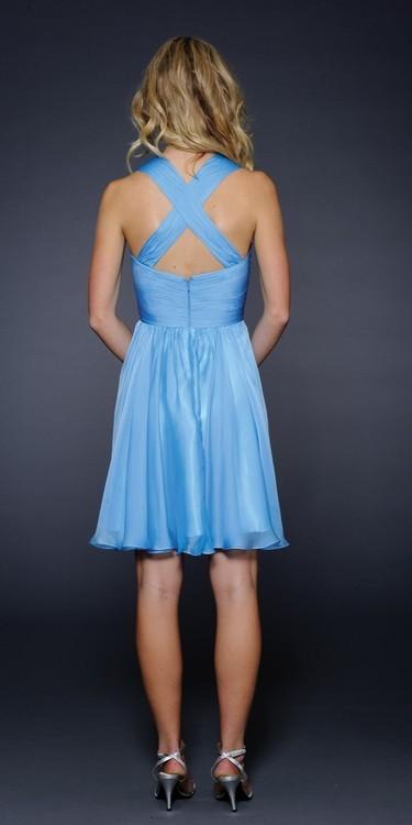 Lara Dresses - 21684 Dress In Ice Blue