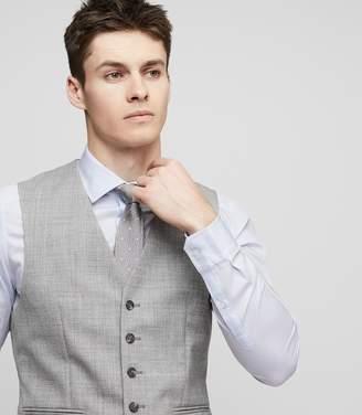 Reiss BRAVO W MODERN Modern-fit waistcoat