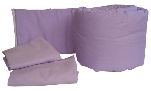 Baby Doll Bedding Solid Colors Grandmas Port-a-Crib Package