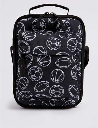 Marks and Spencer Kids' Sports Lunch Box with Thinsulate