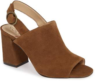 067636fcb38a Sole Society Brown Heeled Sandals For Women - ShopStyle Canada
