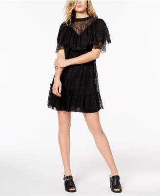Kensie Lace Mini Dress