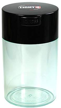 Tightvac - 1 oz to 6 ounce Airtight Multi-Use Vacuum Seal Portable Storage Container for Dry Goods