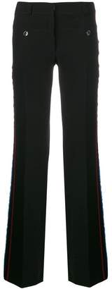 Carven tailored flare trousers