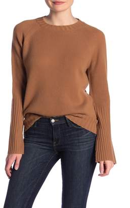 360 Cashmere Maikee Cashmere High/Low Sweater