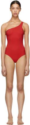 Etoile Isabel Marant Red Sage One-Piece Swimsuit