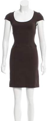 Diane von Furstenberg Mini Bodycon Dress